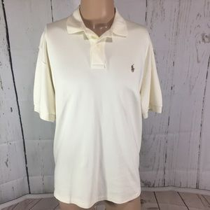 Polo by Ralph Lauren mens short sleeve sz large